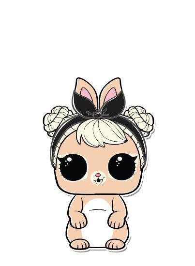 Coniglietta Lol Surprise Pinterest