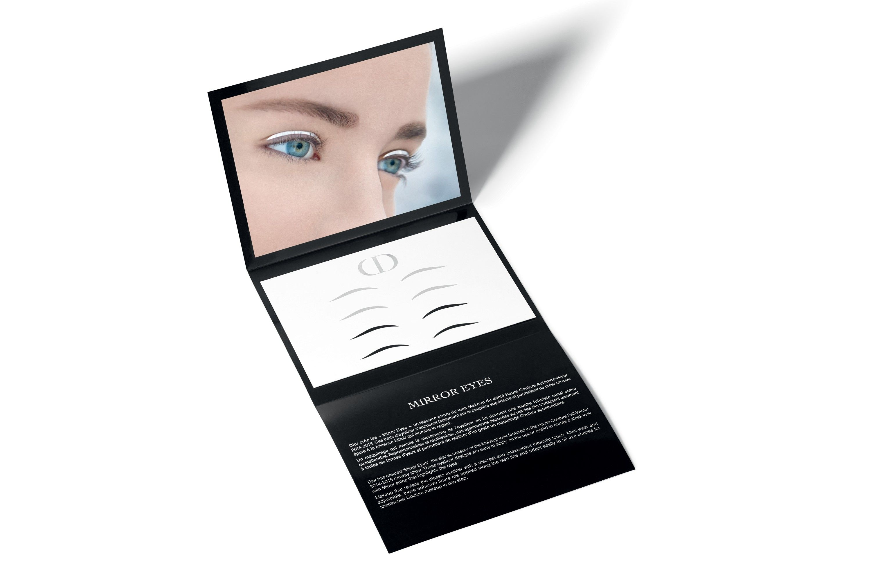 Dior Stick On Eyeliner Patches Simplify Your Makeup Routine  Makeup