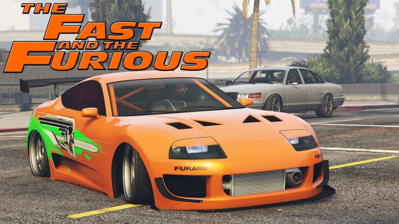 Gta 5 how make your supra into a reality exclusive drift