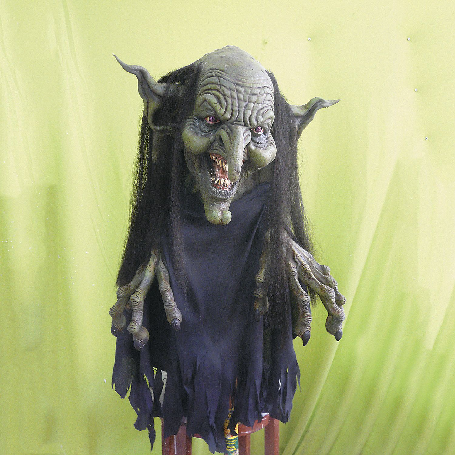 Hanging Witch Prop - OrientalTrading.com
