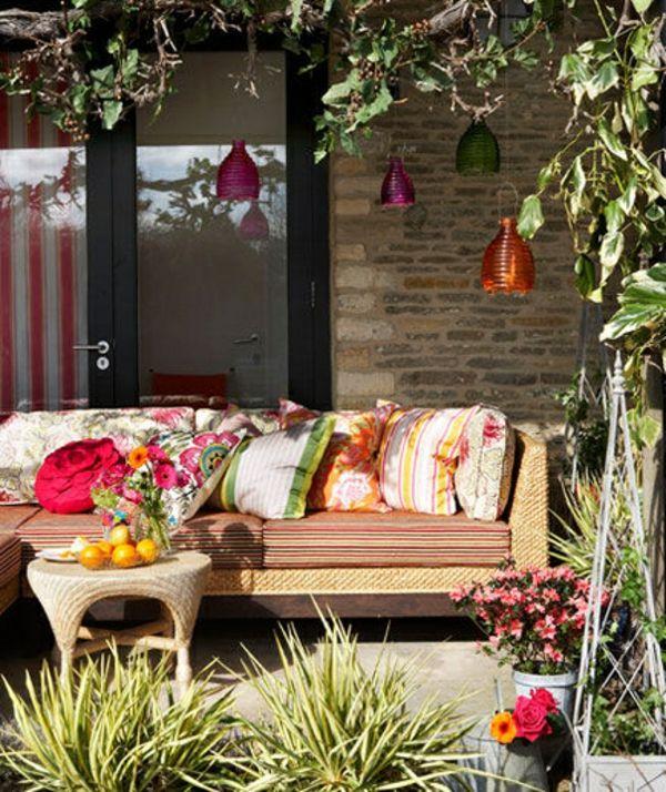 Gartendeko Selber Machen - Farbenfrohe Diy Gartenideen ... Gartenideen Zum Selber Machen
