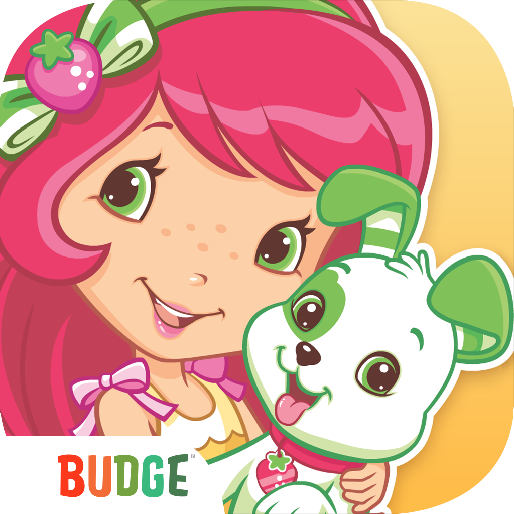 Strawberry Shortcake Puppy Palace Kids App Strawberry