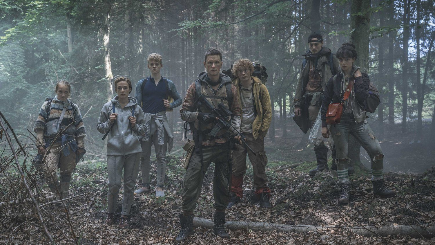 First Trailer For Netflix S Danish Post Apocalyptic Series The