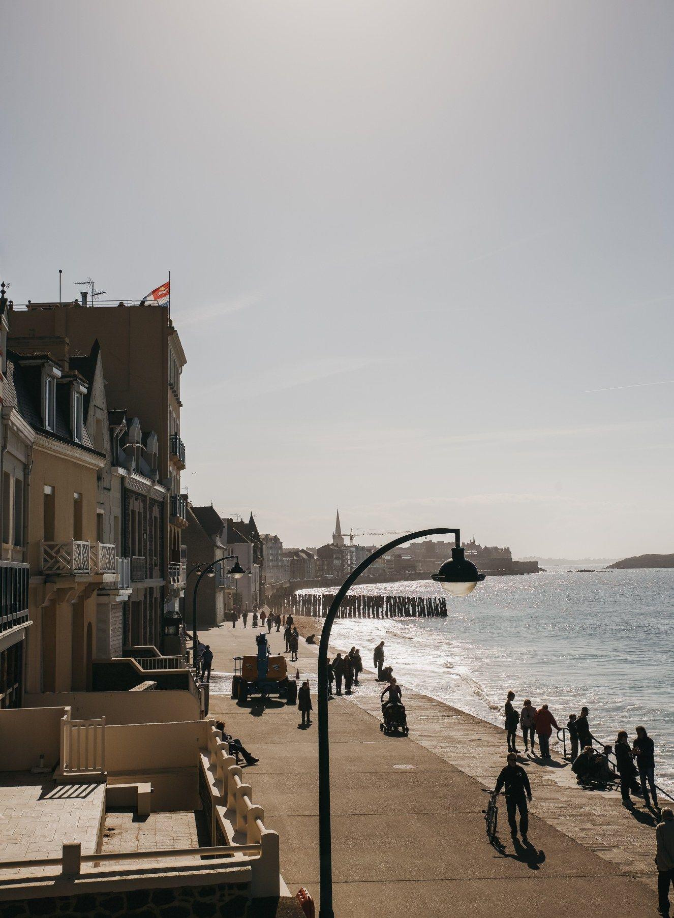 Road trip Bretagne France Saint Malo en 2020 | Road trip