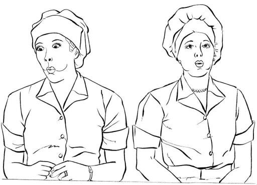 I Love Lucy Printable Coloring Pages - Worksheet & Coloring Pages