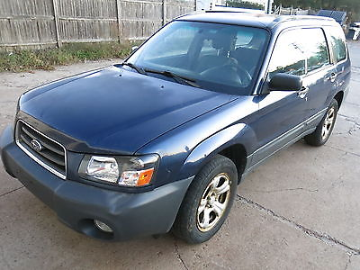 cool 2005 Subaru Forester Manual Transmission - For Sale View more at http://shipperscentral.com/wp/product/2005-subaru-forester-manual-transmission-for-sale/