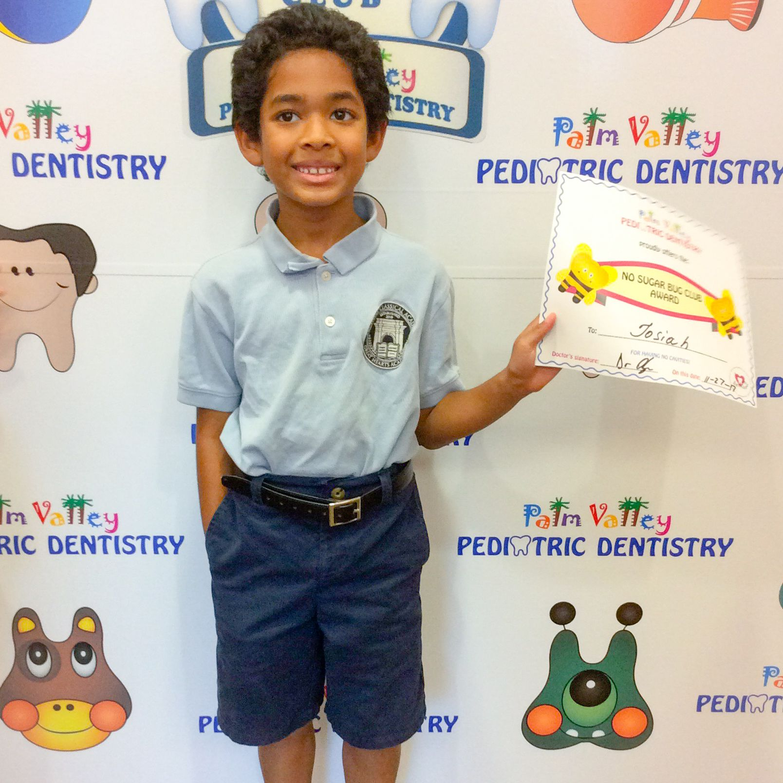 Our team loves making dentistry fun for our young patients