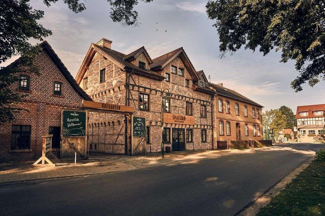 Gutshofe Und Weinhofe Fur Die Hochzeitsfeier Spreewald Destillerie