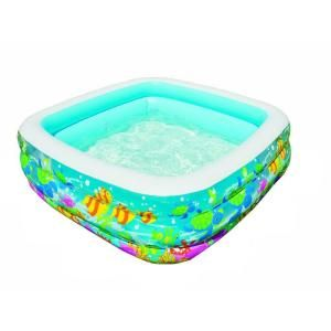 Clearview Aquarium Pool 57471ep The Home Depot Inflatable Pool Swimming Pool Stores Inflatable Lounge Pool