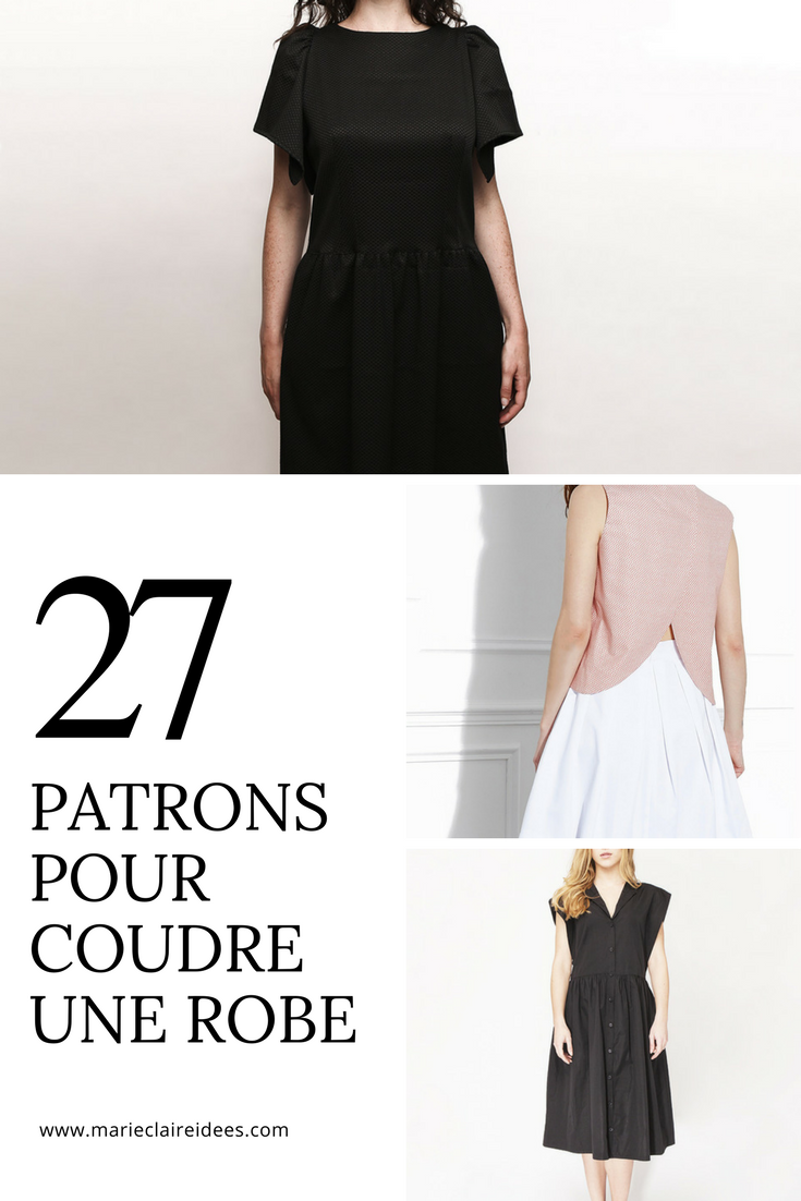 30 patrons de robes | sewing | Pinterest | Sewing, Sewing clothes ...