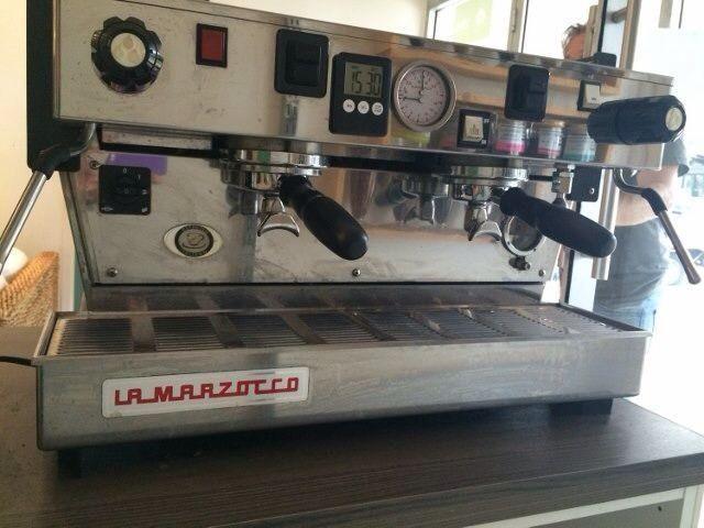 For Sale La Marzoco Linea 2 Group Semi Auto Coffee Machine Cappuccino Machine Cappuccino Maker Coffee