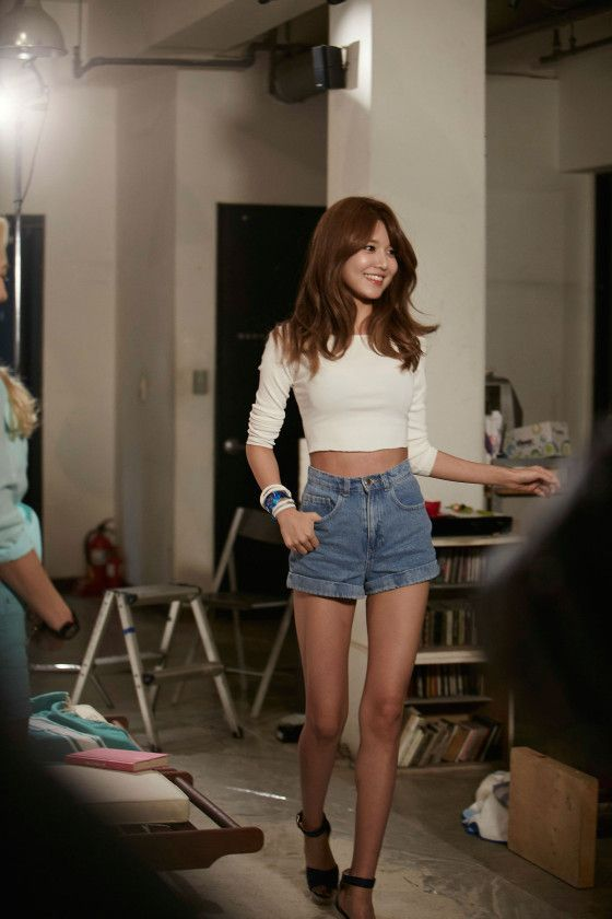 SooYoung || Casio 2015 behind the scene