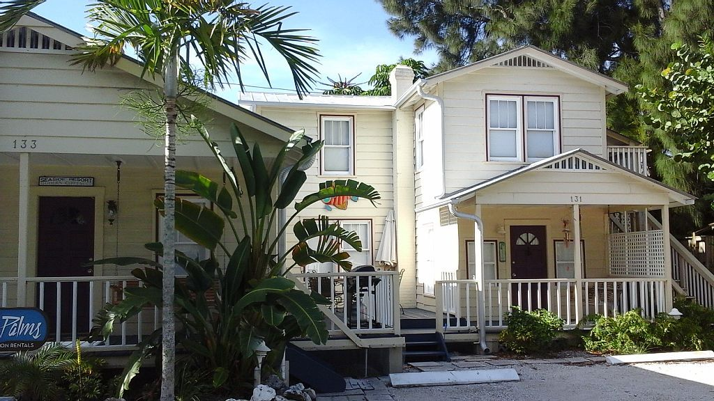 Cottage Vacation Al In Sunset Beach Treasure Island Fl Usa Bufrom Vrbo Travel