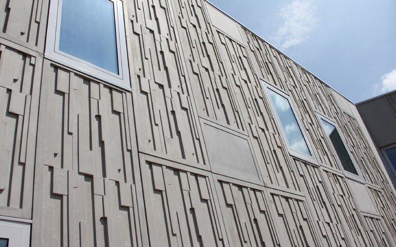 Glass Fiber Reinforced Concrete Concrete Cladding