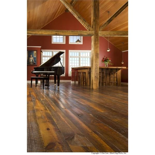 Antique Milled Barnwood from Carlisle Wide Plank Floors