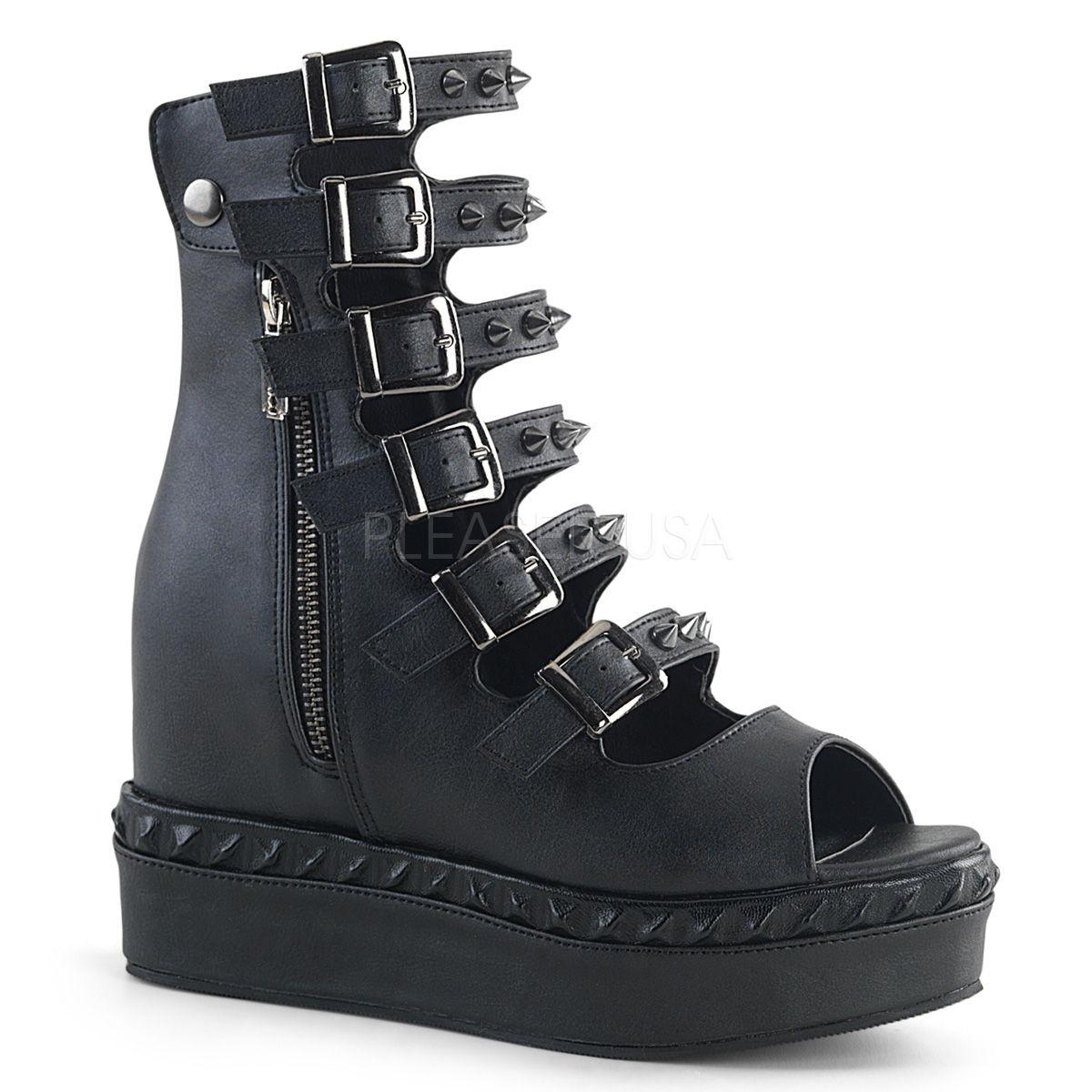 b9fee3fc3761a PL - Sklep z butami PLEASER - high heels, kozaczki, klapi, sandałki, buty  damskie - VENOM-110