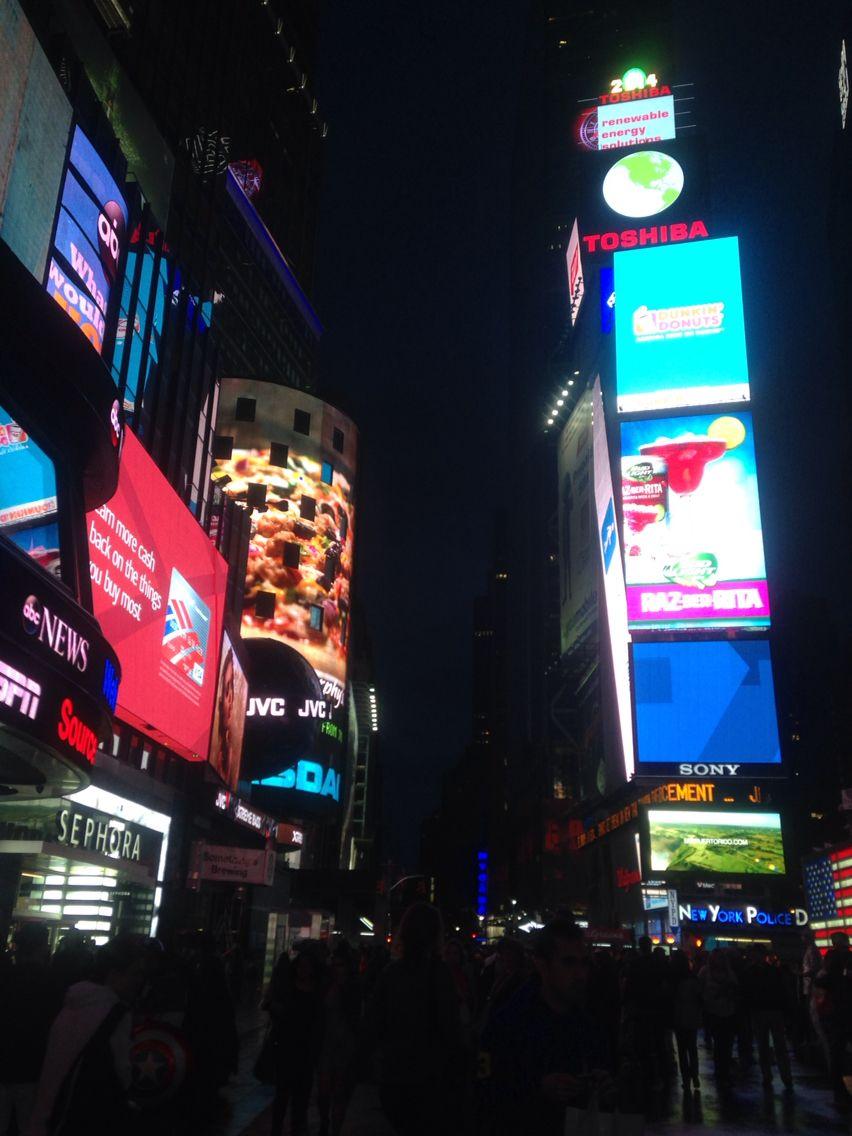 NY / Broadway
