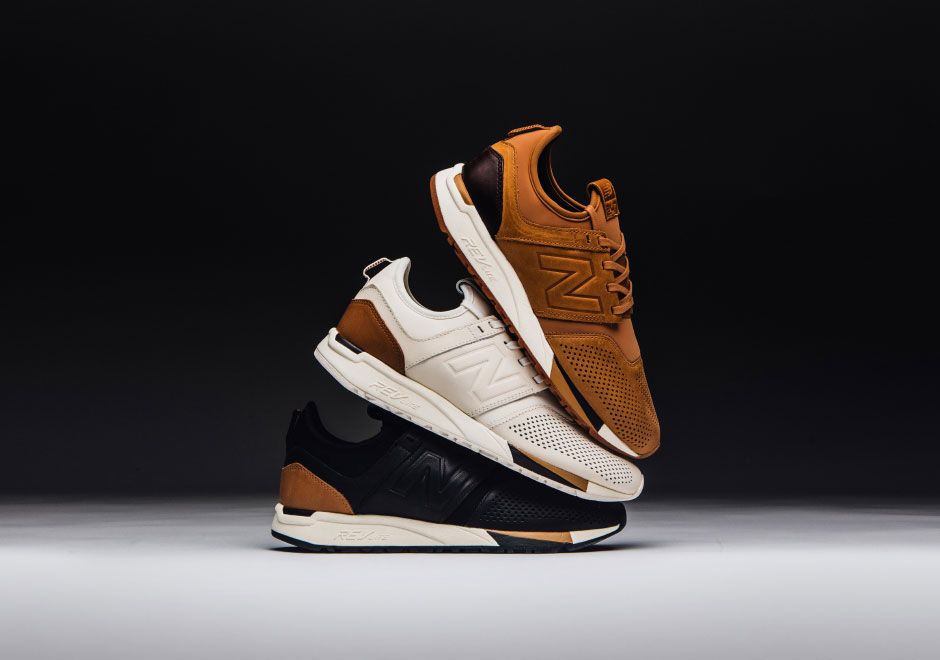 New Balance 247 Luxe Where To Buy Sneakernews Com Trending Sneakers Sneakers Nike Shoes Sneakers