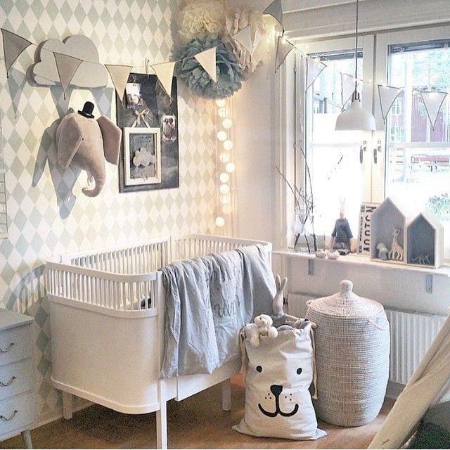 Unisex Kids Room Ideas: Kids Room, Baby Room, Baby