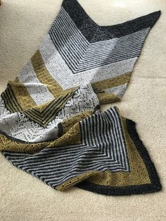 Suburban Wrap-Muster von Joji Locatelli #knittingaccessories #locatelli #muster #suburban #scarves