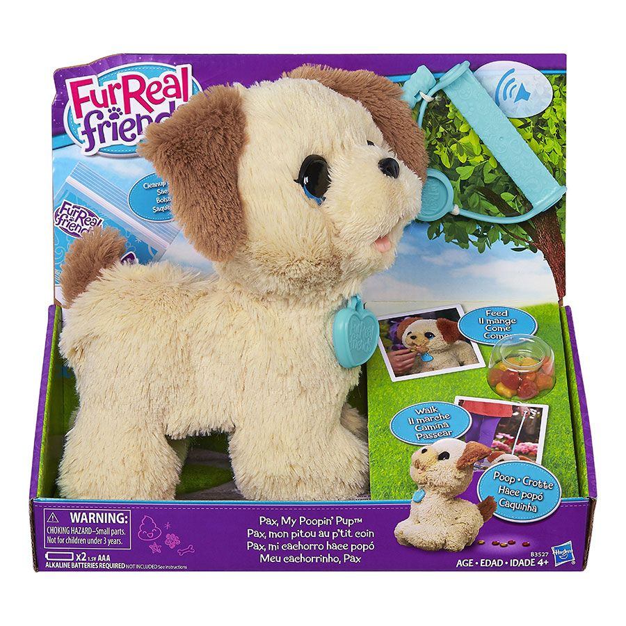 Furreal Friends Pax, My Poopin' Pup Toys R Us Australia