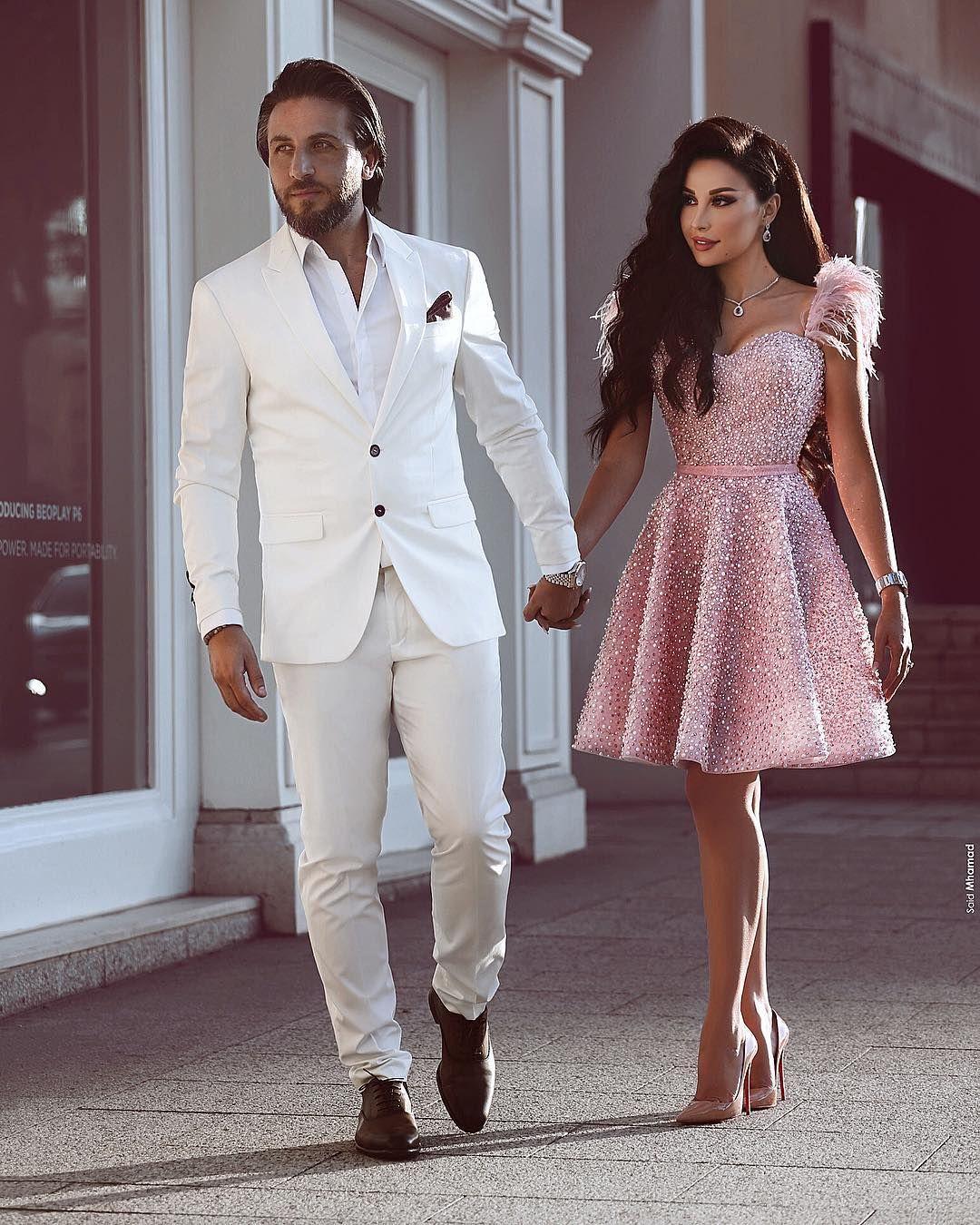 luxus rosa cocktailkleider kurz a linie abendkleider mini
