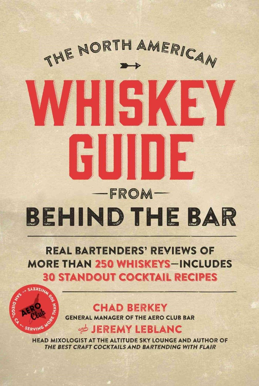 American whiskey book bar bartender