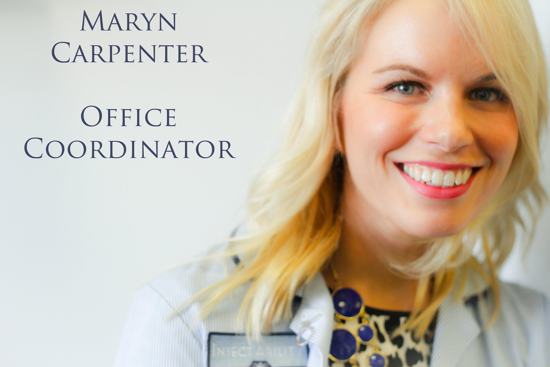 Meet Maryn Carpenter