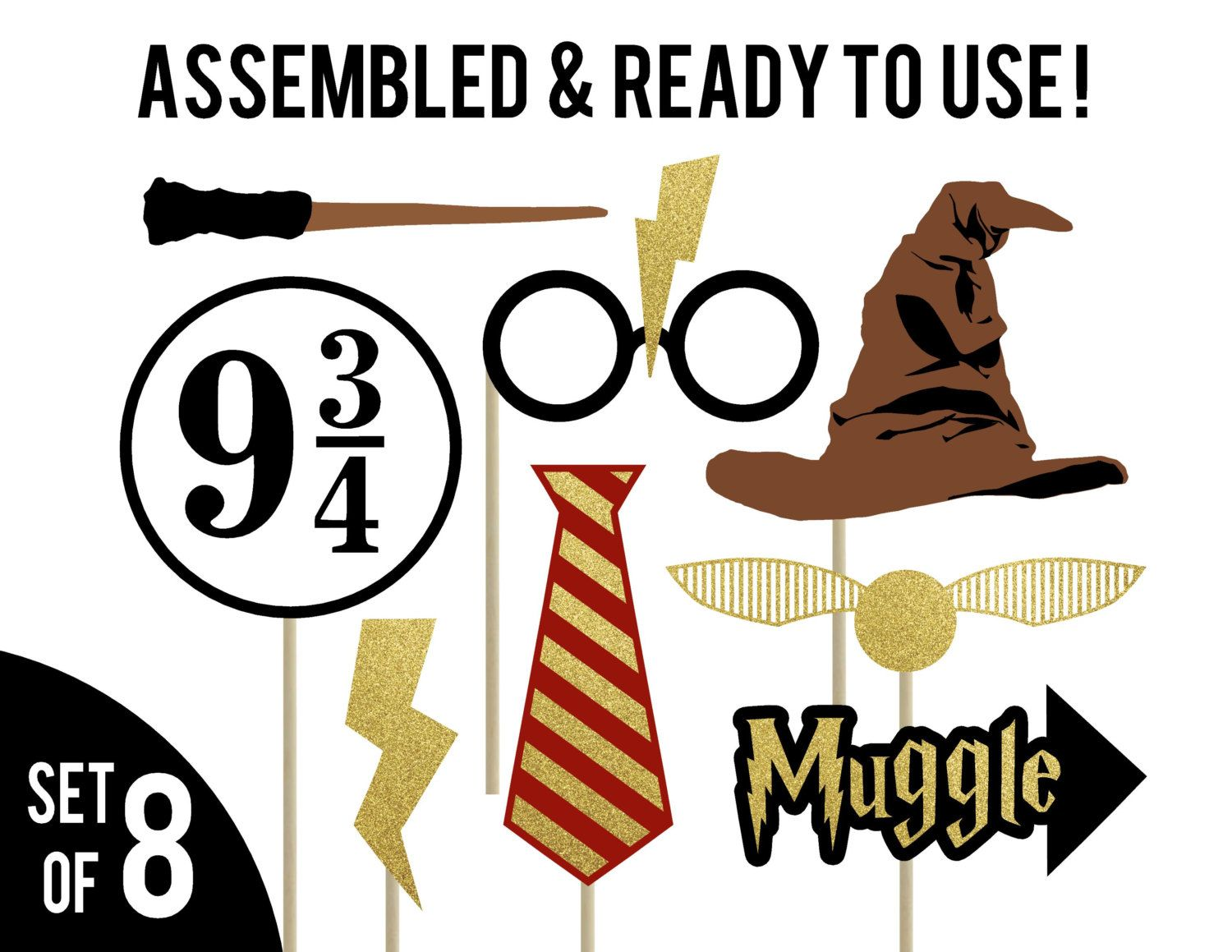 Playful image with regard to harry potter printable props