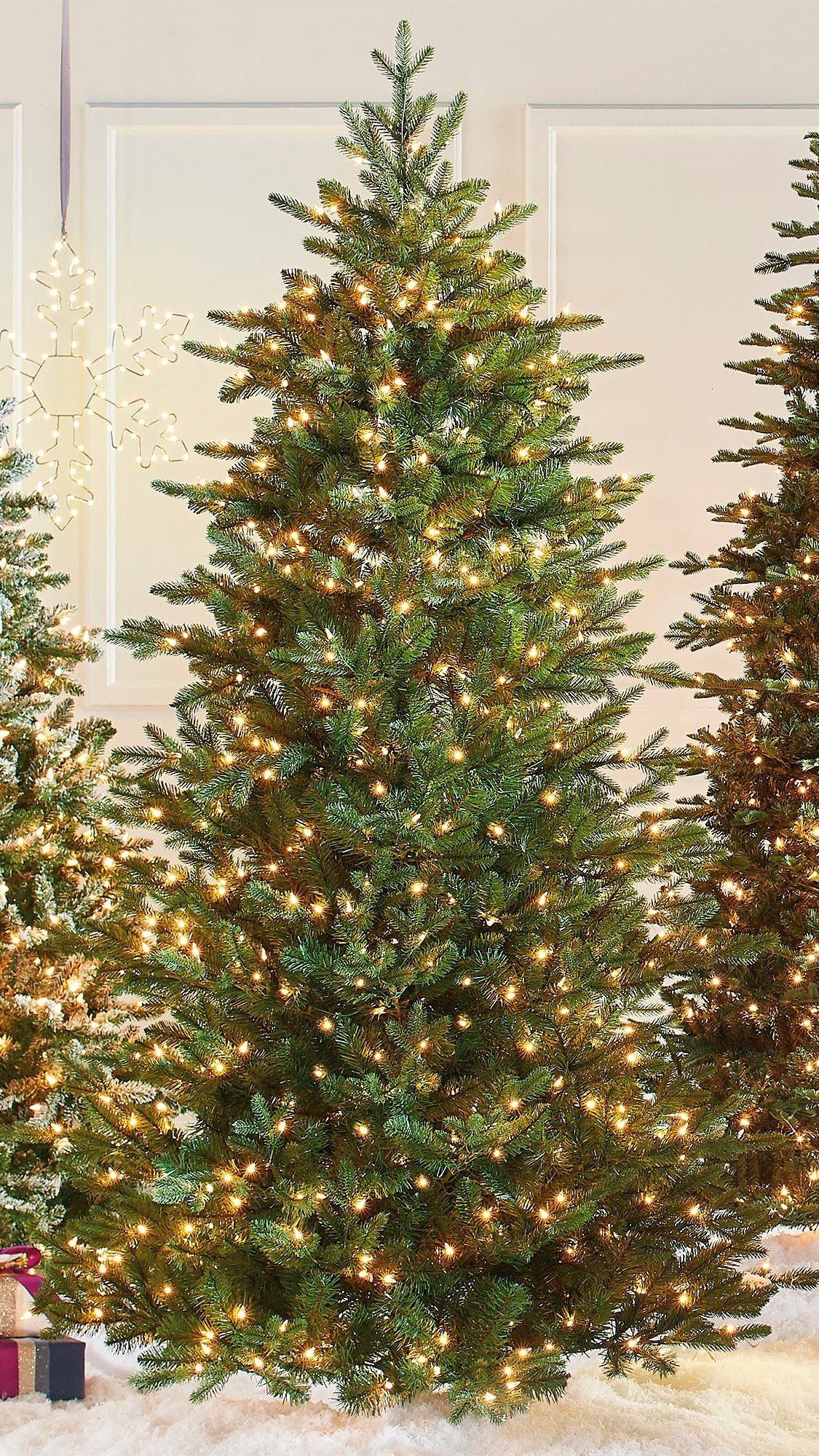 Aspen Pine Tree Tree Christmas Decorations Christmas Tree