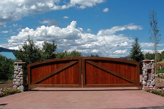 The State of the Gate | Contemporary gates, Celebrity