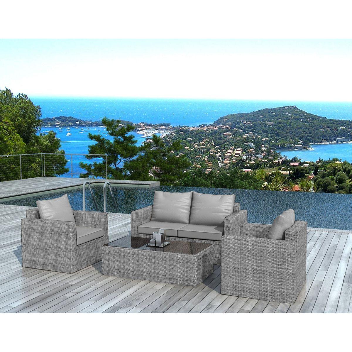 Stunning Salon De Jardin Tresse Venise Ideas - House ...