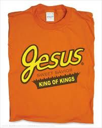 Jeesus + Reeses = ♥