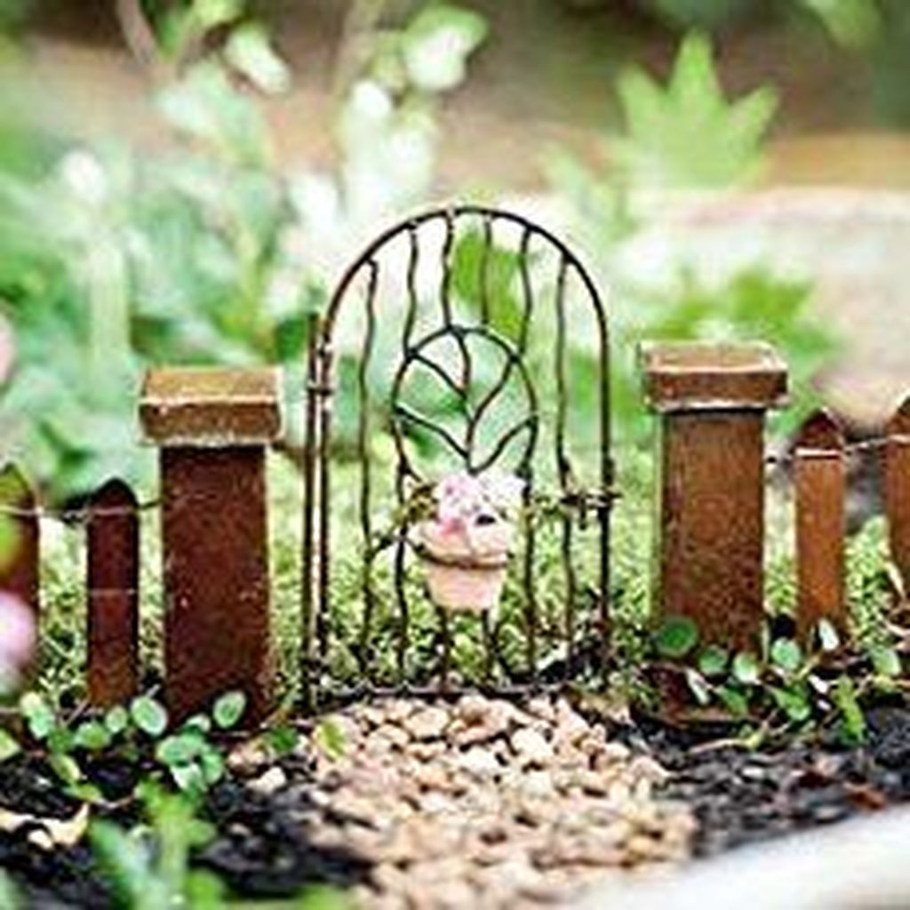 20+ Fantastic Fairy Garden Design Ideas is part of garden Design For Kids - Fairy gardens are a variation of the miniature gardens which have been creating quite a buzz for a couple of […]