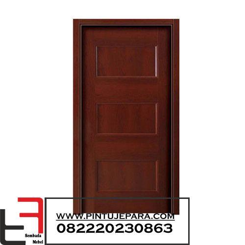 Single Wooden Doors