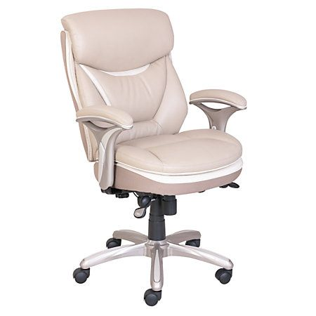 MC  Office Depot/Office Max $169 Serta® Smart Layers™ Verona Manager Chair