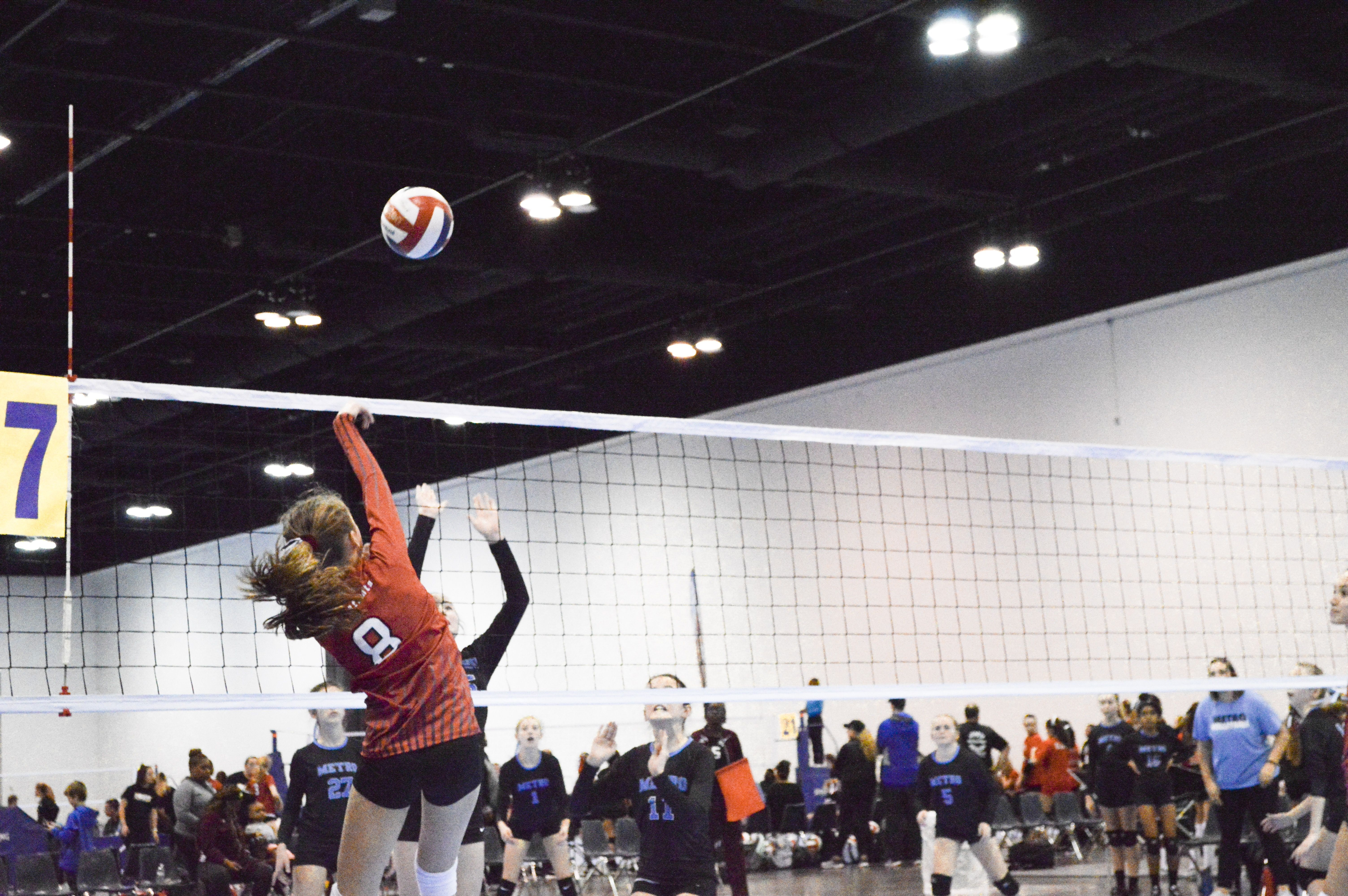 Pin By Erin Bailey On Volleyball With Images Volleyball Inspiration Volleyball Pictures Volleyball