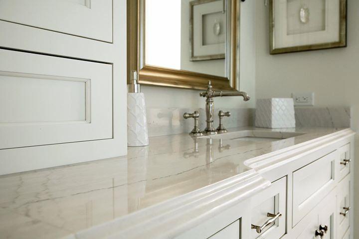 Cambria Ella Master Bath Countertops By Atlanta Kitchen Bath