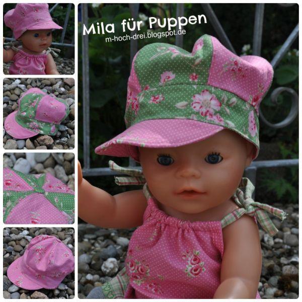 Jubiläums-Challenge #8: Puppenkollektion #dollhats