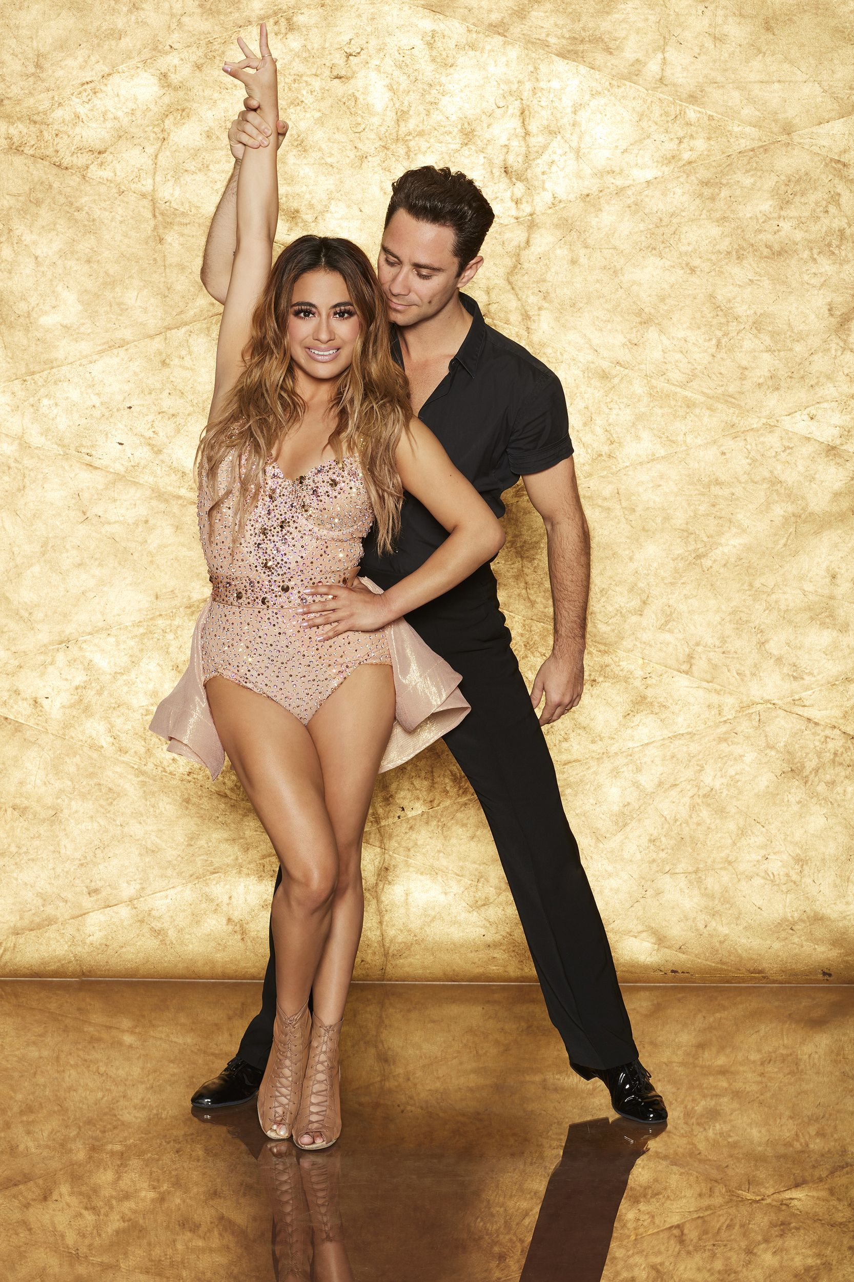 Here are all of the celeb-pro pairings on 'Dancing With the Stars' season 28