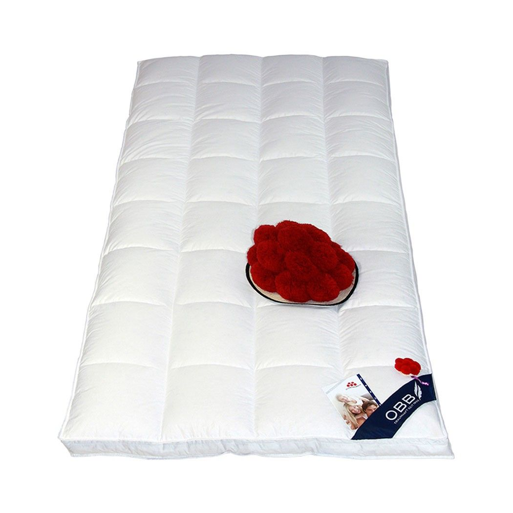 daunen matratzen topper schwarzwald belchen online kaufen ideen rund ums haus matratze. Black Bedroom Furniture Sets. Home Design Ideas