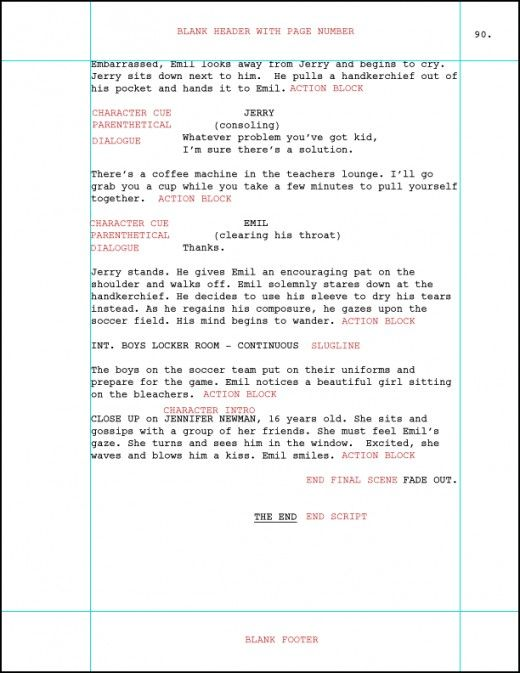 Tv Advertisement Script Sample