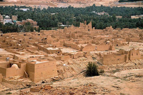 At Turaif District In Ad Dir Iyah Arabia Saudita 2010 World Heritage Sites Unesco World Heritage Site Natural Landmarks