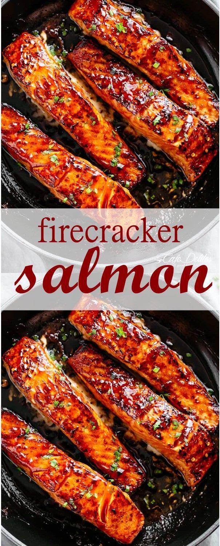 Photo of firecracker salmon recipe – Easy Recipes