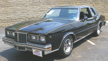 1979 Pontiac Grand Prix Just a stock image as my pics are