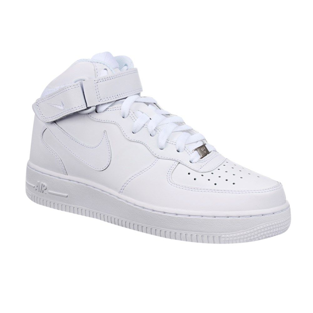 bb9ec370d Tênis Nike Air Force 1 Mid 07 Le Cano Alto Masculino é na Artwalk - ArtWalk
