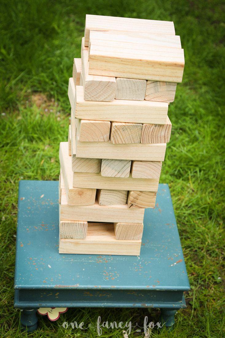 Stapelturm Giant | Outdoor Games | Pinterest | Verleih, Gartenparty ...