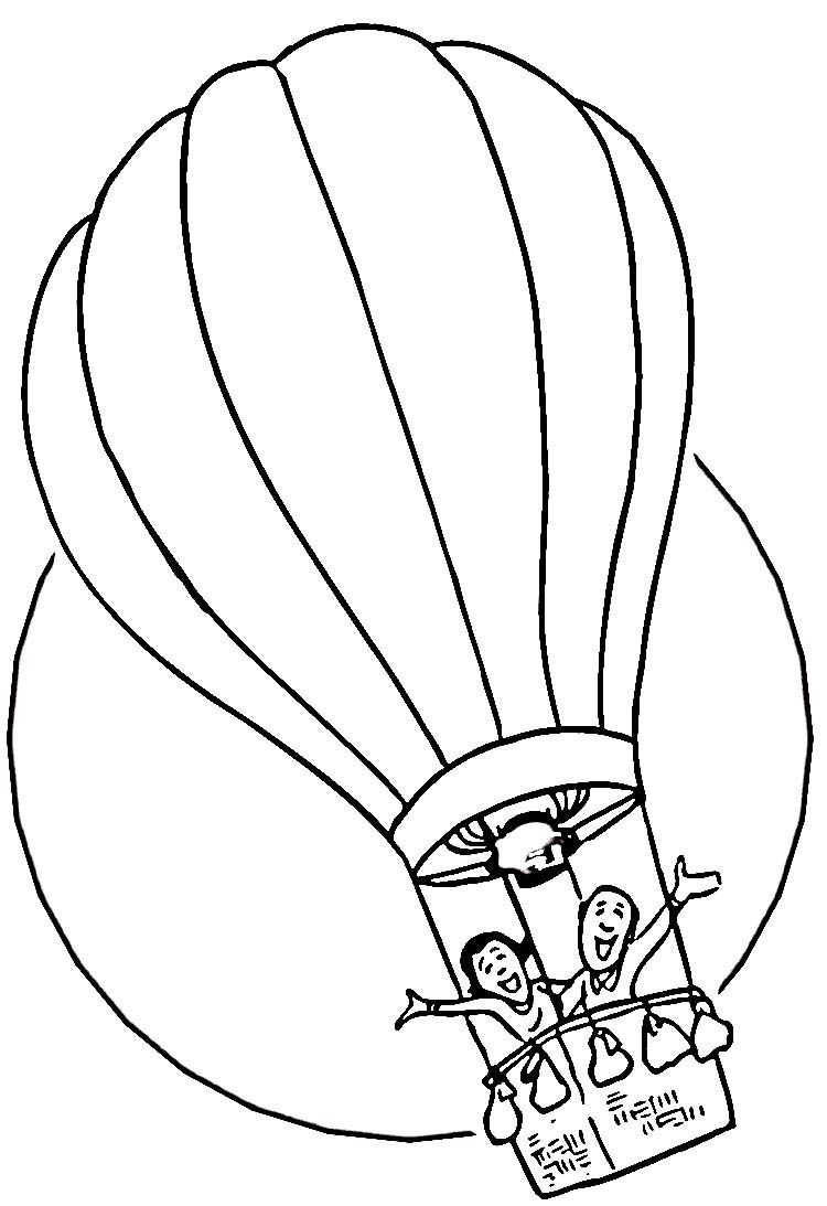 Balloons Coloring Pages For Kidskidsfreecoloring Net Free