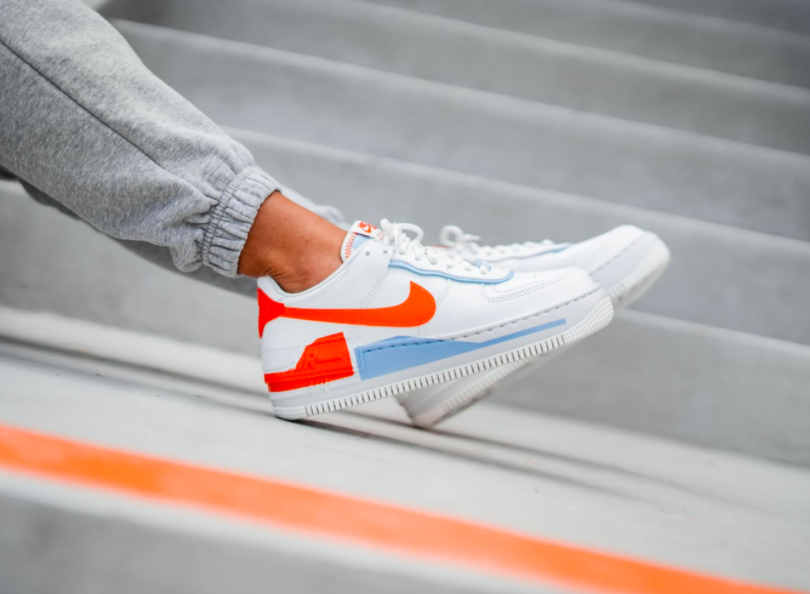 The Nike Air Force 1 Shadow Summit White Team Orange Are Available Now For 110 00 With Free Shipping Nike Air Force Nike Sneakers Women Nike Air Find news and the latest with winter here, nike sportswear will launch several new air force 1 low options for women fitting for the the nike air force 1 shadow, a women's exclusive release, will debut in a new theme. nike air force 1 shadow summit white
