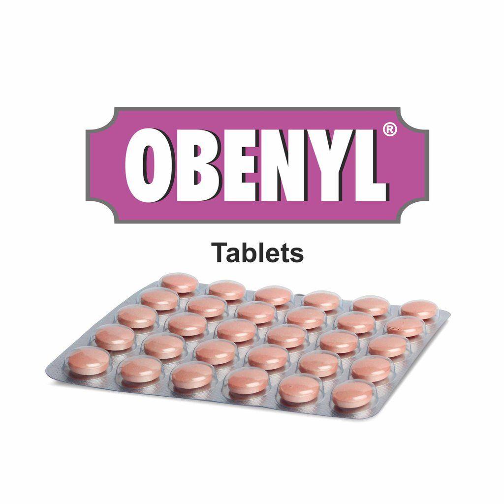 Obenyl Tablet A natural antiobesity formulation Anti